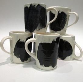 blackwhite mugs