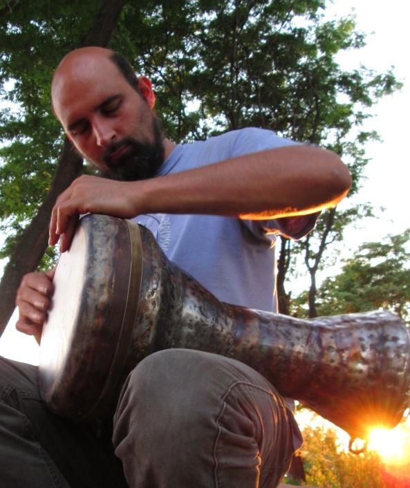 Rami at DrumCamp 2012