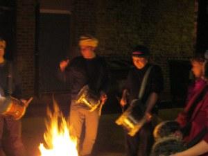 Chicago Aissawa fire Las Manos 2013
